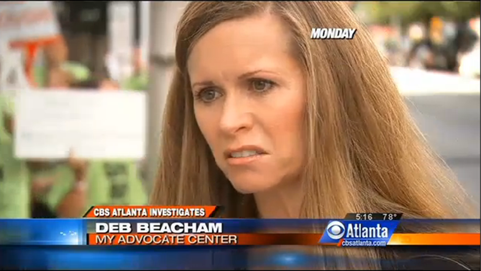 deb beacham scowl 1