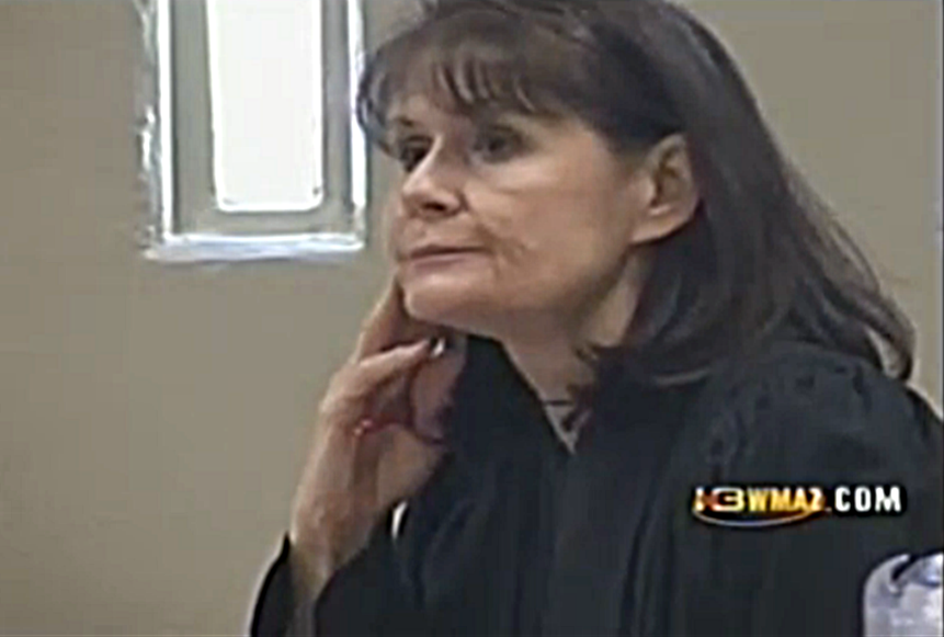 Judge Martha Christian Fraud 2