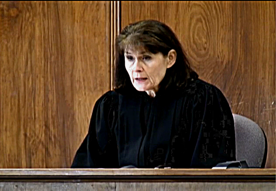 Judge Martha Christian Fraud